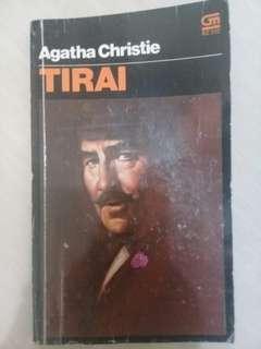 Buku TIRAI penulis Aghata Christie
