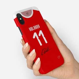 [新增網上直購服務!] <<2018世界杯系列 – 塞爾維亞國家隊主場手機殼! >>