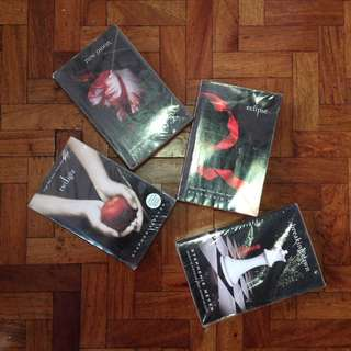 Complete Twilight Saga Collection