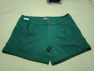 """Green Short 30"""""""