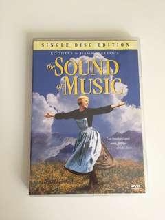 🎼 Sound of Music DVD