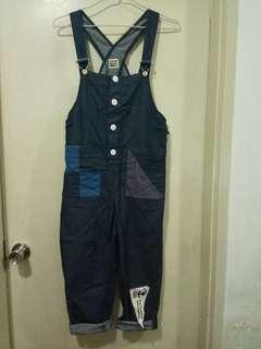 日本品牌 Frapbois 牛仔褲工人褲