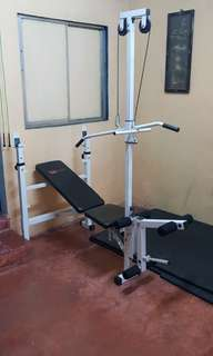 5 in 1 Bench press