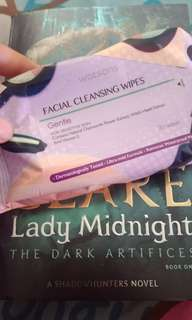 Facial Cleansing Wipes ( Micellar Water)