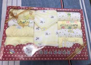 Baby clothes gift set