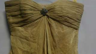 Mini Dress night gown gaun pesta party prom