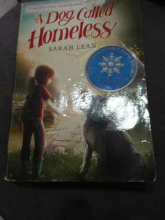 Used Book Title ( A Dog Called Homeless )