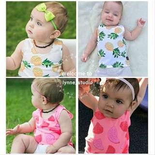 Baby Romper Baby Top Baby Vest Baby Clothes