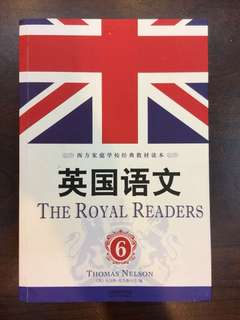 The Royal Readers - for learners of English
