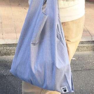 Stussy兩用背心袋