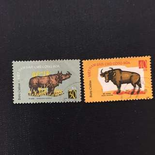 VIET NAM OLD STAMPS