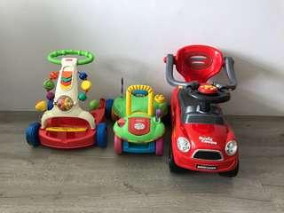 Baby Push Car/ Walker