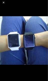 Jam apple digital replika
