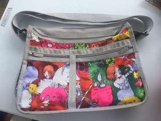 Authentic Le Sportsac Bag