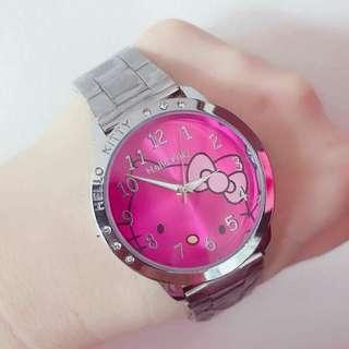 Hello Kitty Style Watch