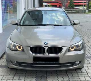 BMW BMW 520I (RENTING OUT FAST)