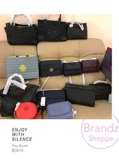 🛍NEW! 💯% ORI Tory Burch Collection / Women Handbags 👜 @ ALL READY STOCKS!!!
