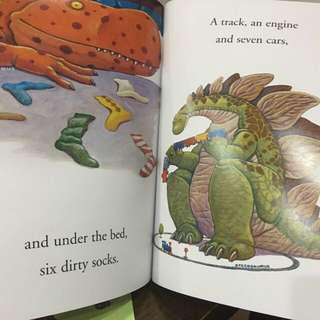 How Do Dinosaurs (BN) 6 books