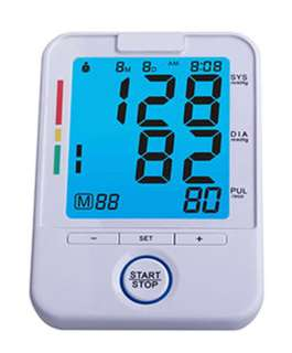 (495) Fully Automatic Arm Style, Blood Pressure Monitor