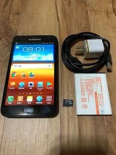 🚚 [售]SAMSUNG note 1 16GB智慧型手機     [價格]2000 [物品狀況]2手    [交易方式]面交自取    [交易地點]台南市東區    [備註]無盒裝/手機/旅充/電池*2 [匯款帳號]合作金庫[006]1232-872-051459