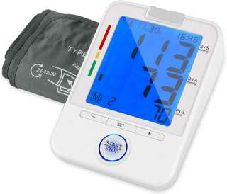 (495) Fully automatic arm style blood pressure monitor
