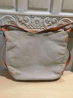 A. Testoni Large Hobo bag