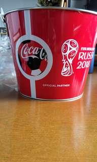 FIFA WORLD CUP 2018 COCA COLA BUCKET
