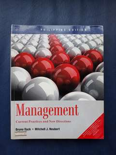 Management Current Practices and New Directions