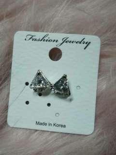 Triangles diamond women Earrings