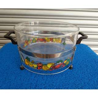 Glass Cooking Bowl (made in Japan)