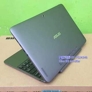 🚚 四核變形平板筆電 ASUS T100HAN X5-Z8500 2G 64G 10吋筆電 ◆聖發二手筆電◆