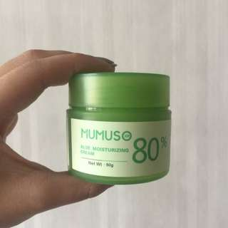 MUMUSO Aloe Moisturizing Cream