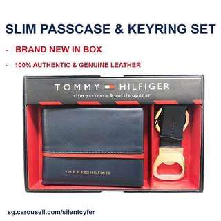 BNIB Tommy Hilfiger Wallet Set for Mens