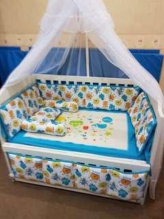 Baby box/ baby cribs/ box bayi/ tempat tidur bayi