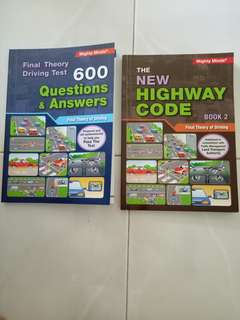 Driving Theory Books FTT Final Theory