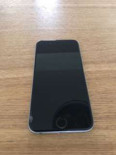 iPhone 6 64g w/new battery