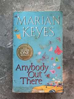 Anyone Out There? by Marian Keyes
