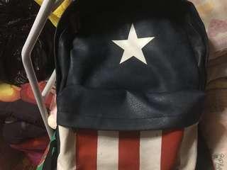 Captain America / Avengers Backpack / Bag