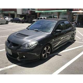 我想要賣自己的車子 2003年的gb lancer 打算賣6.8萬