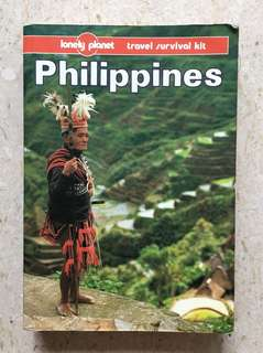 Philippines - Travel Survival Kit by Lonely Planet