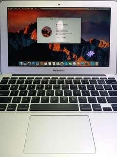 """MacBook Air 11"""" core i7"""