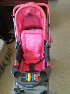 For sale! Pink Baby 1st Stroller