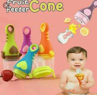 Baby Food Feeder Cone