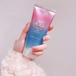 2018 Japan's new Le Dun Skin Aqua transparent high-value sunscreen 🔆🌈