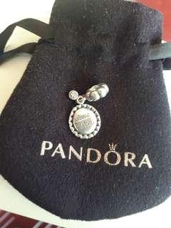 Pandora Sweet Sister Charm