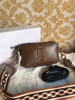 Marc Jacobs with dustbag card box and receipt