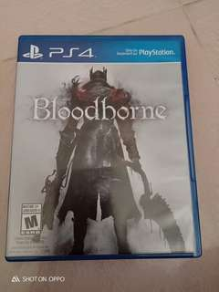 PS4 bloodbourne