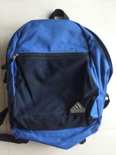 Authentic ADIDAS Canvas Backpack 🎒