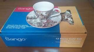 Tea cafe set