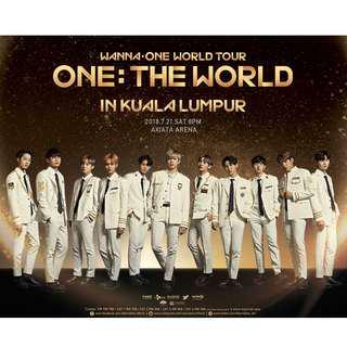 【VIP+Soundcheck】Wanna.One in KualaLumpur